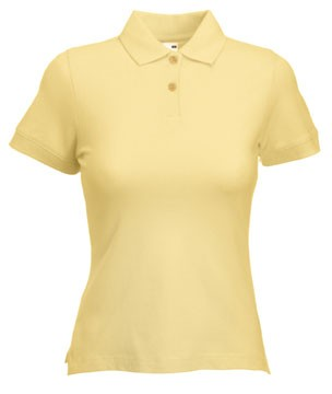 Fruit of the Loom Lady-Fit Polo (pastellgelb) 9,90 €