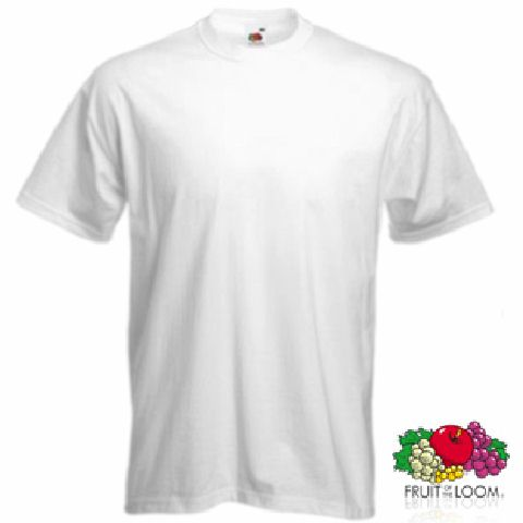 Kids Heavy T Shirts F.o.t.L. (weiss)  8,33 €